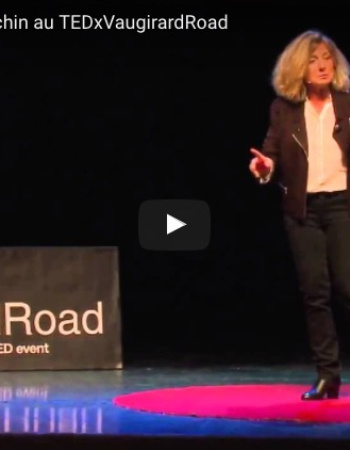 Jeanne Siaud-Facchin au TEDxVaugirardRoad