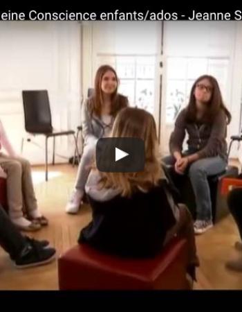 Méditation de Pleine Conscience enfants/ados - France 2